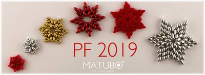 WE WISH YOU AND YOUR LOVED ONES HEALTH, HAPPINESS AND PLENTY OF OPPORTUNITIES FOR BEADING IN NEW YEAR 2019.