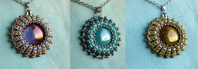 NEW FREE PATTERN FOR THE STYLISH PENDANT