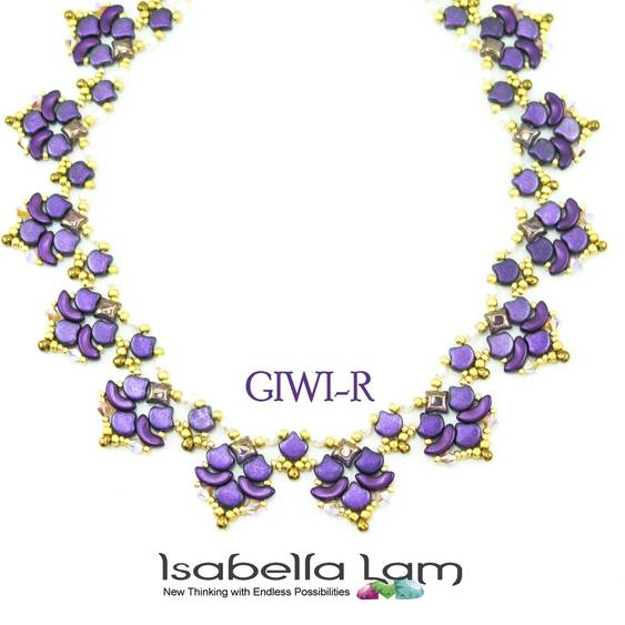 GIWI-R necklace